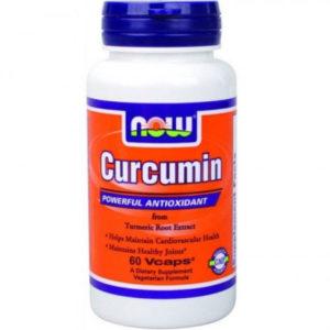Куркумин (Curcumin) 60 капсул