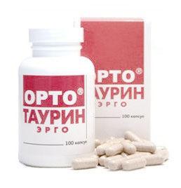 Орто - Таурин (100 капсул)
