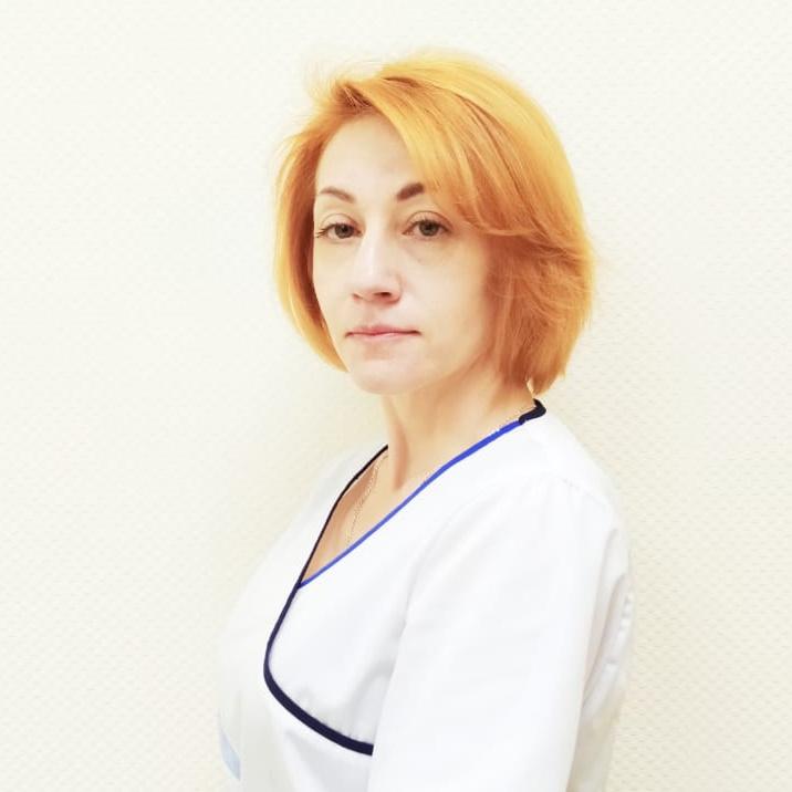 Москальченко Марина Николаевна