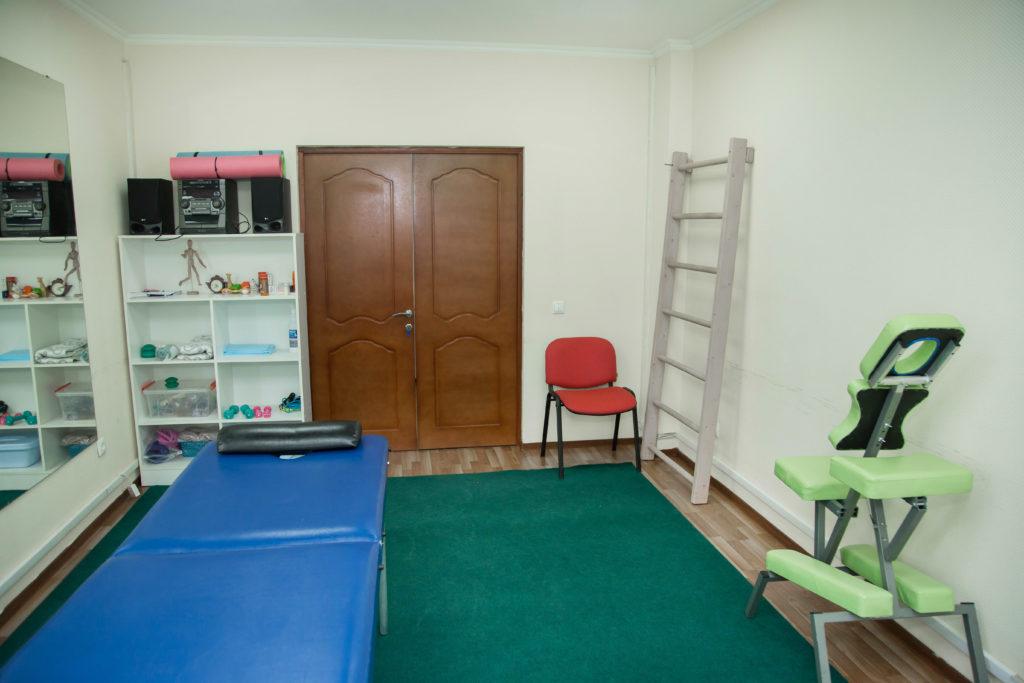 Кабинет массажа Клиника Микстура Плюс