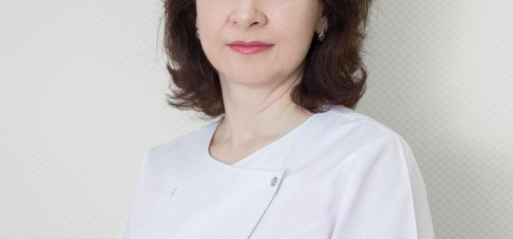 Золотченко Ирина Николаевна