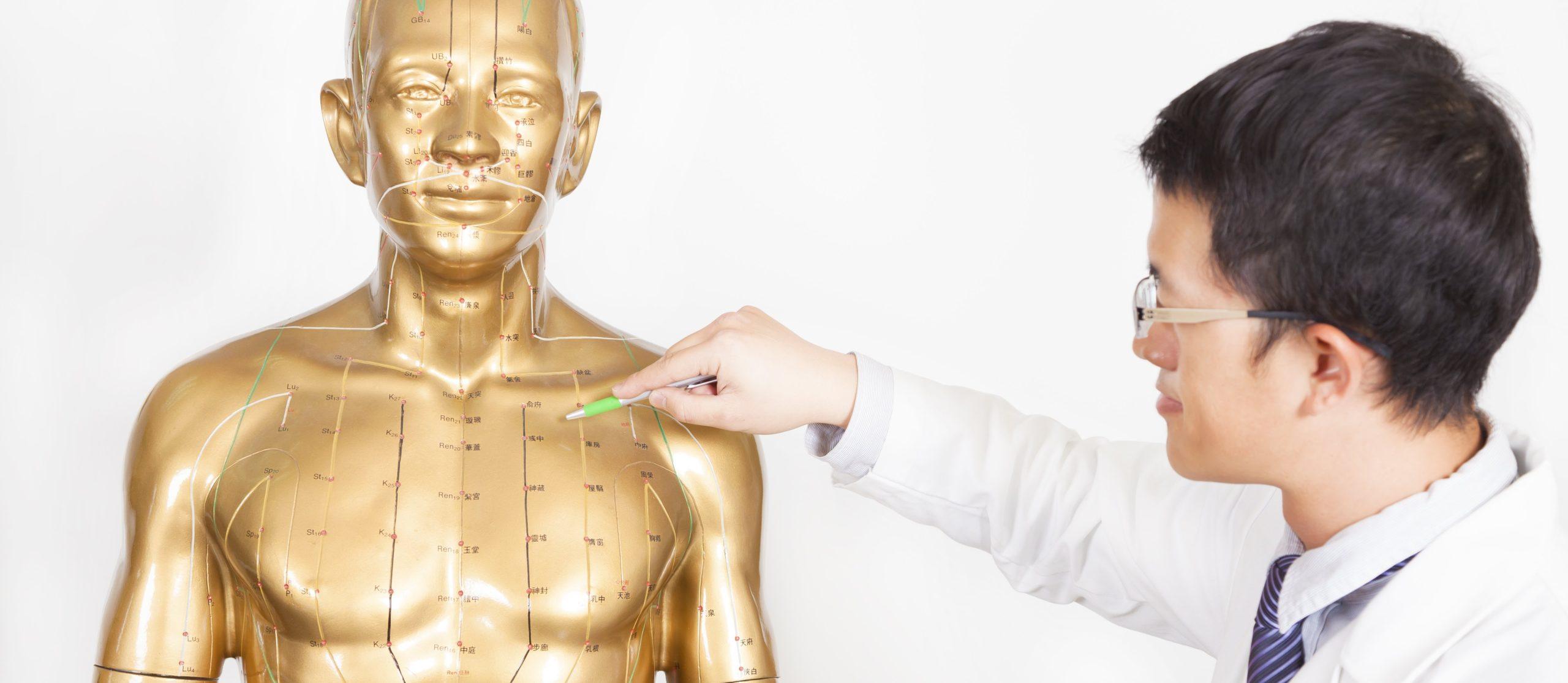 Основные синдромы традиционной Восточной медицины