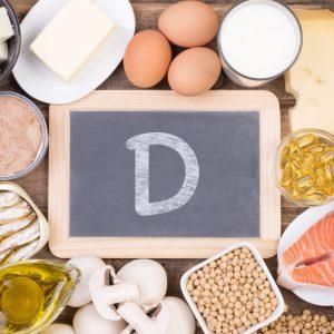 витамин д в еде